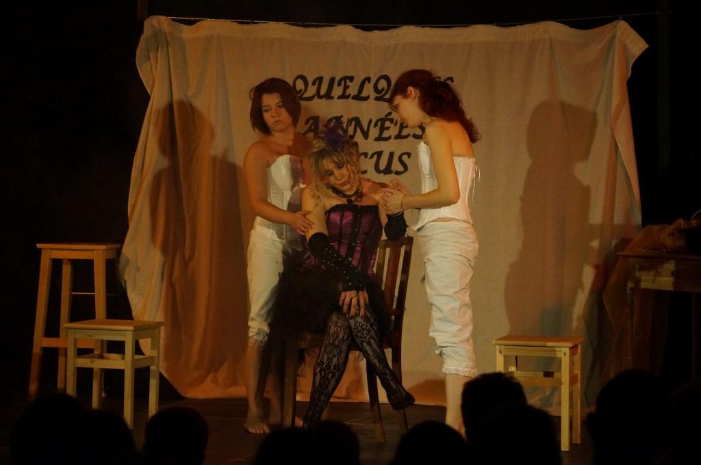 Le tango des filles